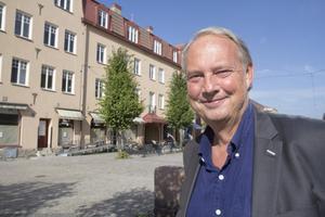 Harry Bouveng (M) är oppositionsråd i Nynäshamn.