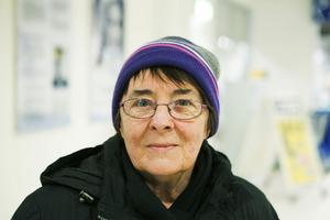 Elvy Nordlander, Sollefteå:– Jag tror att det var 1974 som det var minus 42 i Graninge. Trots det var jag ute med barnen. Det går om man klär sig rätt. Det finns inget dåligt väder, bara dåliga kläder.