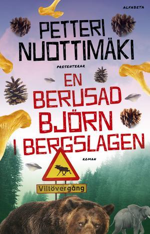"""Petteri Nuottimäkis nya roman utspelar sig  i en """"icke specificerad, förhållandevis påhittad, kommun i skogen sådär två timmar från Stockholm""""."""