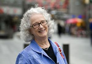 Magdalena Ribbing, journalist, författare och folkvettsexpert.