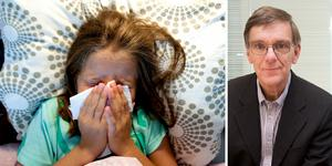 Årets influensasäsong är nära, men smittskyddsläkaren Jan Smedjegård har bara hört talas om något enstaka fall i Västmanland, än så länge.