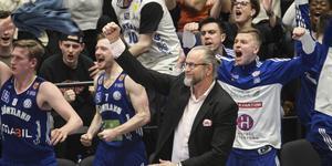 Tavrion Dawson från USA är klar för spel i Jämtland Basket.