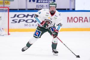Allt fokus på Rasmus Dahlin i junior-VM i Buffalo.Bild: Daniel Eriksson/Bildbyrån