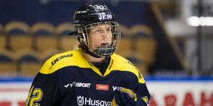 Jenni Asserholt. Foto: Stefan Persson/BILDBYRÅN