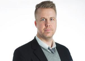 Henrik Sundquist är enhetschef för underhåll vid Trafikverkets region Mitt.Bild: Trafikverket