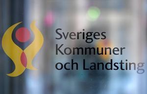 Sveriges kommuner och landsting skickar ett