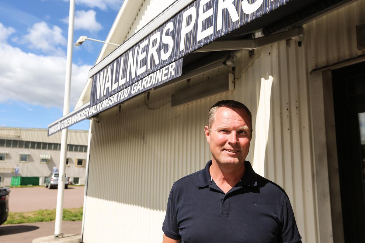 Staffan Byström, ny ägare.