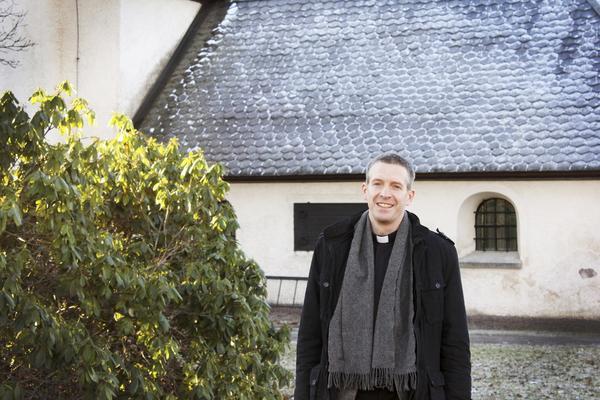 Ny komminister. Karsten Felzmann har jobbat i Norberg-Karbennings församling i några månader.