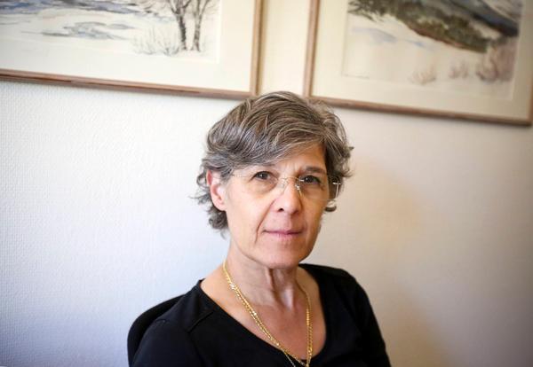 Lottie Corrias-Näslund, barn- och utbildningschef Åre kommun.