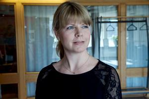 Sofia Jarl har omvalts till förbundsordförande för Centerkvinnorna. Foto: Claes Söderberg/Arkiv