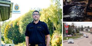 foto: Lisa Selin, Anders Lidén och Räddningstjänsten. Montage
