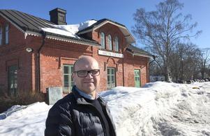 Gamla Västra station ska genomgå en rejäl upprustning.