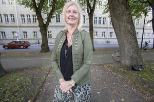 Evelyn Klöverstedt, Liberalerna, ordförande i Utbildningsnämnden Gävle.