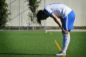 Besvikelse efter lördagens förlust mot topplaget IFK Luleå