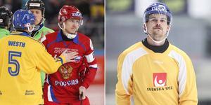 Juri Vikulin och Martin Johansson.