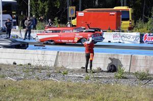 I Linde Open tävlar man i flera olika klasser på den 201 meter långa raksträckan.