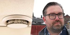 Säkerhets- och beredskapssamordnaren Johan Perjons har nåtts av uppgifter om husägare i Gagnef som oroas över telefonförsäljare som erbjuder rengöring av ventilationskanaler.