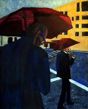 Rain, av Fern Scott Olsson.