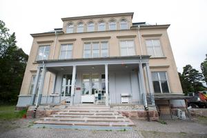 Nya Kastets skola.