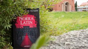 Huvudpersonen i Norra Latin, Tamar Lominadze, kommer från Östersund.