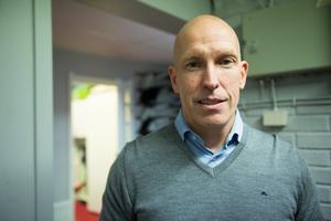 Fredrik Andersson, 50 år, tränare i Timrå IK.