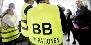 BB-ockupationen i Sollefteå har pågått i drygt två år och tre månader. Foto: Katarina Östholm/arkiv