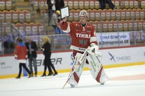 Niklas Svedberg, med en meritlista som omfattar spel i landslaget, NHL, AHL, KHL och SM-guld med Brynäs, var ett så kallat stjärnförvärv. Han inledde också lysande, men under andra halvan av säsongen var han ett enda stort frågetecken, då hyggliga insatser varvades med rena bottennapp.