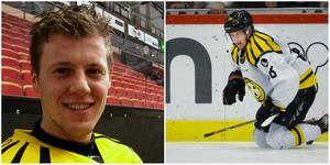 Linus Ölund har rest sig och siktar på spel mot Oskarshamn.