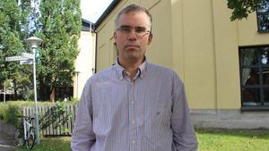 – Det är naturligtvis väldigt tråkigt för de väljare som avgett rösterna, säger Jonas Åsenius.