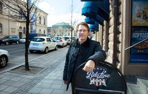 Bitelines Ola Hermansson berättar att problemet är åtgärdat. Arkivbild: Håkan Humla