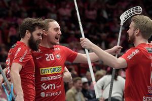 Förra säsongen förlorade Valdemar Ahlroth SM-finalen mot just Falun. På lördagen tog han revansch.