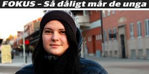 Izabella Axelsson från Sandviken lever med psykisk ohälsa. Något som påverkar hela hennes liv.