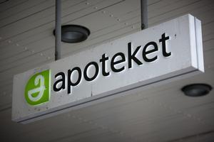 Pensionärsorganisationerna i Föllinge reagerar starkt på planerna att lägga ner apoteket. Foto Fredrik Persson