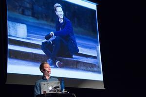 Charlie Eriksson berättade om bilden av sig själv – som den var och som den skulle bli.