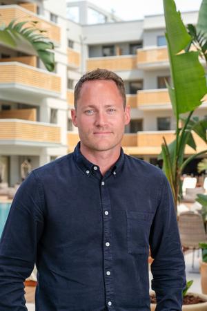 Fredrik Henriksson, Kommunikationschef Thomas Cook Northern Europe/Ving. Bild: Ving