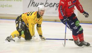 Robert Rimgård och Broberg fick inkassera en ny förlust mot Edsbyn.