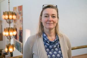 Katarina Rudérus, kyrkomusiker och körledare i Ösmo-Torö församling.