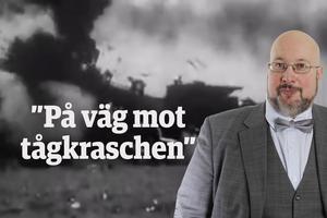 Det här är en ledartext av Patrik Oksanen som är politisk redaktör för Hudiksvalls Tidning (c).