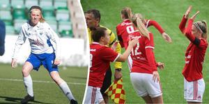 Ope och IFK Östersund spelar dubbla träningsmatcher på onsdagen. Sporten direktsänder båda matcherna.