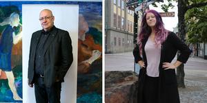 Regionstyrelsens ordförande Ulf Berg (M) nättrollade partikollegan Håge Persson (M) och Annie Lööf (C). Sofie Eriksson (S) tyckte att Annie Lööf (C) borde ha stannat hemma från Ludvika på 1 maj. Lööf är ju liberal!