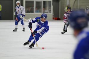 Viktor Weiselius var en erkänd passningsspelare under karriären, inte minst i det långa spelet. Bild: Patrik Karlsson