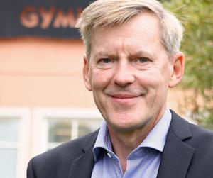 Christer Andersson har jobbat inom skolan i 30 år. Foto: Ovanåkers kommun.