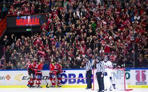 Senast, och enda gången, Örebro spelat kvartsfinal var 2015. I år vill laget dit igen. Klarar man av de kraven? Bild: Johan Bernström/Bildbyrån