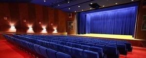 Här är biosalongen i Folkets hus i Surahammar. Foto: Privat.