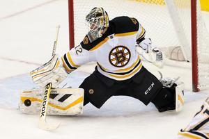Niklas Svedberg, här i Boston Bruins 2015.