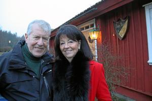 Stig Martin och Britt-Marie Lindgren lämnade Cesarstugan sommaren 2017.