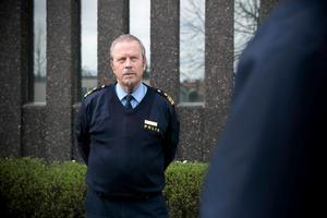 Kommissarie Stefan Dangardt.