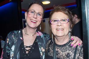 Linda Franses och Barbro Johansson Plym, dotter och mor, gillade samma musik.