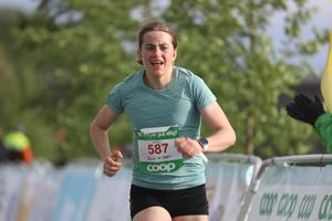 Ebba Andersson segrade i årets upplaga av Vårruset i Östersund.