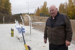 Göran Stanser, Månsbo, har avlidit. Foto: Kenneth Westerlund/ARKIV